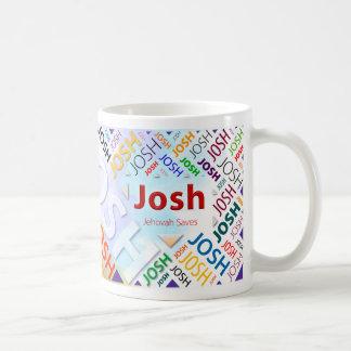 Personalised Name Mug Josh