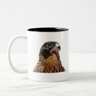 Peregrine Falcon Mugs No Minimum Quantity Zazzle