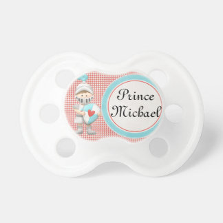 Personalised Prince BooginHead Pacifier