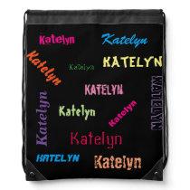 Personalised School/Swim/Gym/Dance Bag Any Name