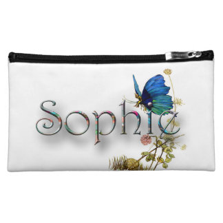 Personalised `Sophie' design Cosmetics Bags
