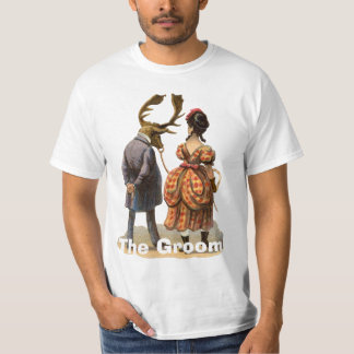 PERSONALISED STAG PARTY,STAG NIGHT,STAG DO T-Shirt