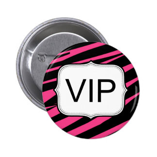 Personalised Text Party Round Button
