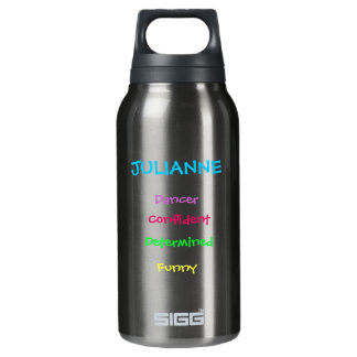 Personality Insulated Water Bottle