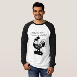 Personality Rooster Chinese Zodiac Sign Shirt