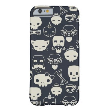 Halloween Themed Personality Skull Pattern Phone Case