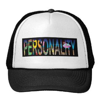 Personality ts-shirt trucker hat