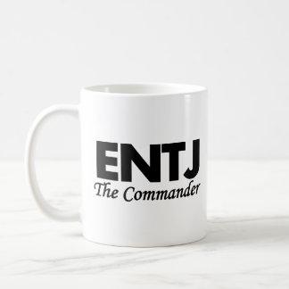 Personality Type ENTJ | The Commander Coffee Mug