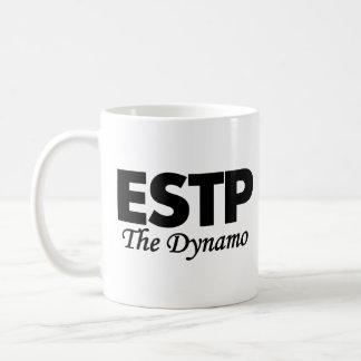 Personality Type ESTP | The Dynamo Coffee Mug