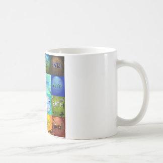 Personality Type Table Mug