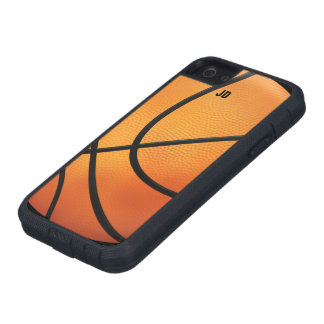 Personalizable Basketball iPhone SE/5/5s Case
