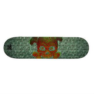 Personalizable binario del Type2 de la matriz Patines