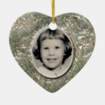 Personalizable conmemorativo del ornamento del cor ornamentos de reyes