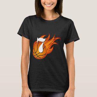 Personalizable Cool Basketball Shirt