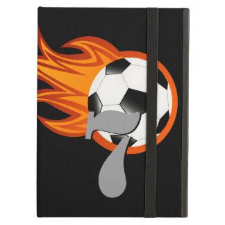 Personalizable Cool Football / Soccer iPad iPad Cover