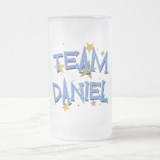 Personalizable de Daniel del equipo Taza De Café