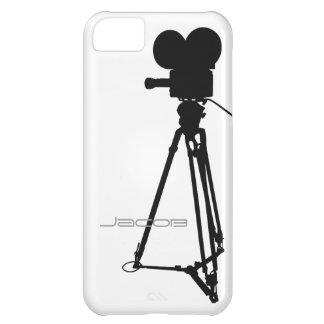 Personalizable de la cámara de película funda para iPhone 5C