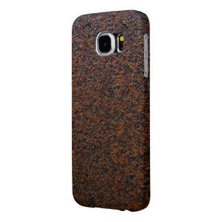 Personalizable de la capa baja de la textura del fundas samsung galaxy s6