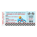 Personalizable de la invitación del cumpleaños del
