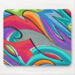 Personalizable de la pintada el | tapetes de ratones