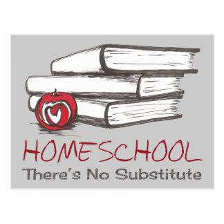 Personalizable de la postal el | de Homeschooling