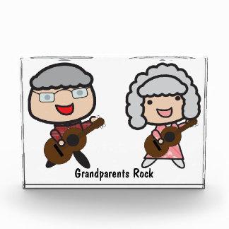 Personalizable de la roca de los abuelos