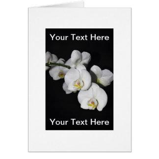 Personalizable de la tarjeta de felicitación del