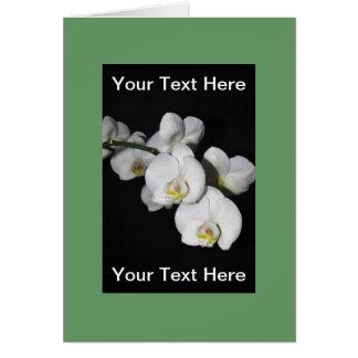 Personalizable de la tarjeta de felicitación del n