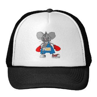 Personalizable de Mike del ratón de los ratones Gorro De Camionero