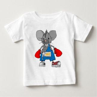 Personalizable de Mike del ratón de los ratones Playera De Bebé