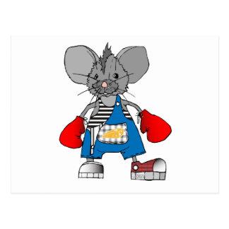 Personalizable de Mike del ratón de los ratones Postales