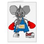 Personalizable de Mike del ratón de los ratones Tarjetas