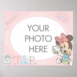 Personalizable de Minnie del bebé Impresiones