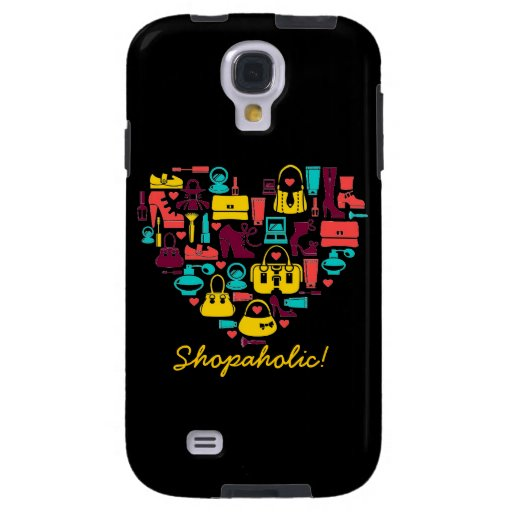 Personalizable de Shopaholic (corazón)