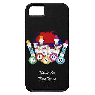 Personalizable del bingo iPhone 5 funda