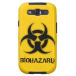 Personalizable del Biohazard Galaxy SIII Protectores