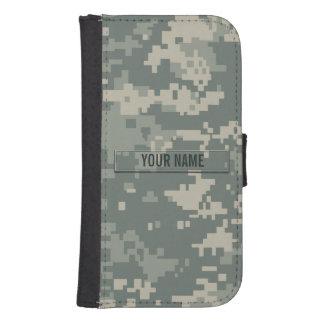 Personalizable del camuflaje del ACU del ejército Billetera Para Teléfono