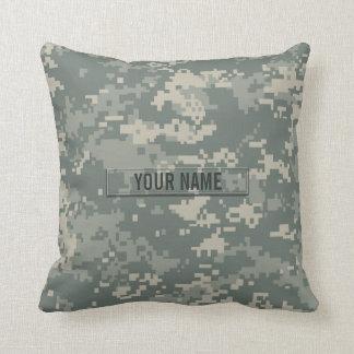 Personalizable del camuflaje del ACU del ejército Cojín