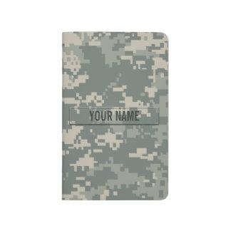 Personalizable del camuflaje del ACU del ejército Cuadernos