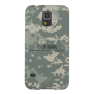 Personalizable del camuflaje del ACU del ejército Carcasas De Galaxy S5