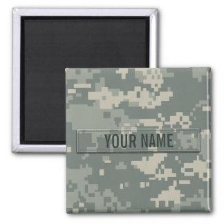 Personalizable del camuflaje del ACU del ejército Imán Cuadrado