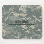 Personalizable del camuflaje del ACU del ejército Tapete De Ratón