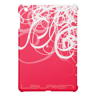Personalizable del caso el | del iPad del Flourish
