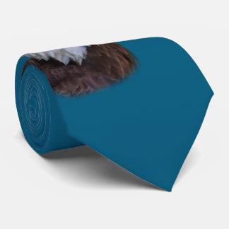 Personalizable del pájaro de Eagle calvo Corbatas Personalizadas