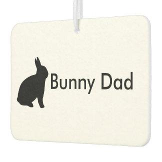 Personalizable del papá del conejito