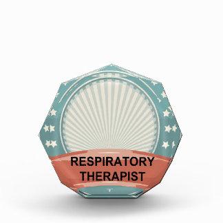 Personalizable del premio del terapeuta respirator