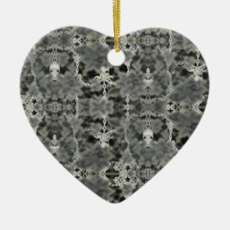 personalizable del skullchain ornamentos de reyes