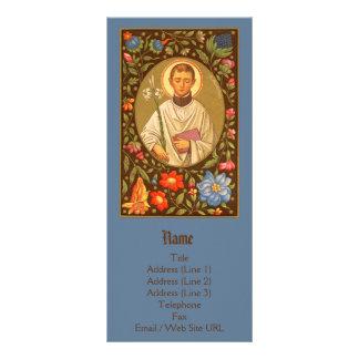Personalizable del St. Aloysius Gonzaga (P.M. 01) Lona
