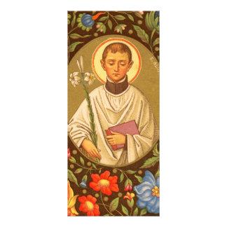 Personalizable del St. Aloysius Gonzaga (P.M. 01) Tarjetas Publicitarias Personalizadas