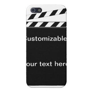 Personalizable del tablero de chapaleta de Hollywo iPhone 5 Cárcasa